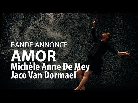 AMOR - Michèle Anne De Mey Et Jaco Van Dormael [Bande Annonce] La Scala Paris