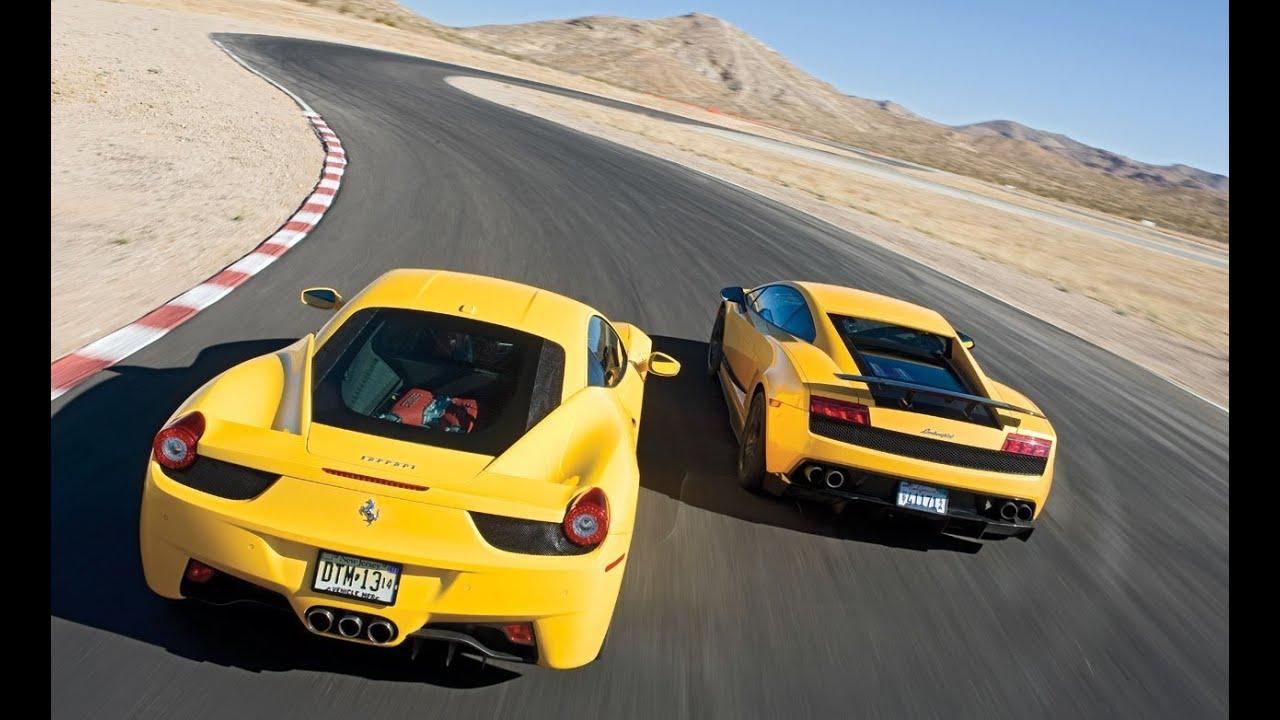Ferrari vs lamborghini which is better
