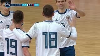 Квалификация ЕВРО 22 Группа 2 Россия Грузия 3 0