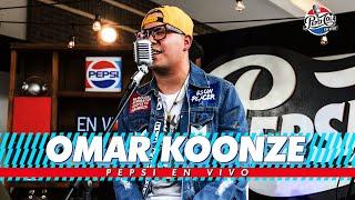 Pepsi en Vivo - Omar K11