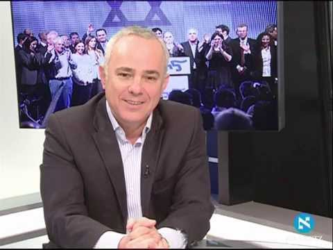 Up close with Intelligence Minister Yuval Steinitz (Likud) on Haaretz's 'The Candidates Quick Fire'