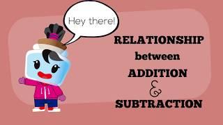 Relationship between Addition & Subtraction - 1st Grade Math (1.OA.3)