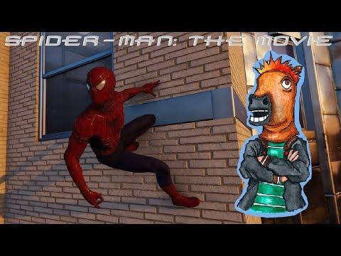 Обзор игры Spider-man: The Movie или тайна дизайна Алекса Росса