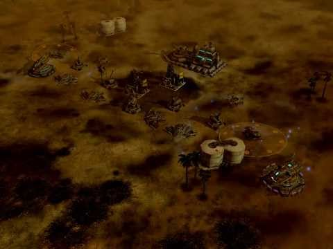 C&C: Deep Impact Dust Devil Teaser
