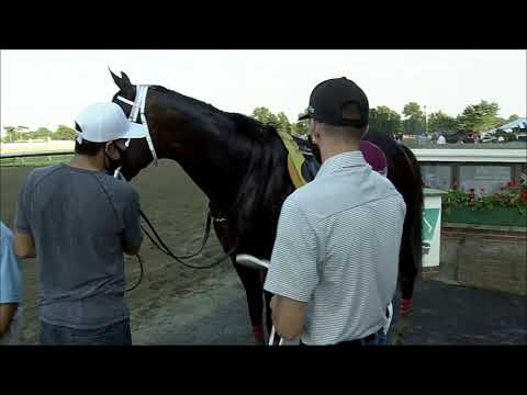 video thumbnail for MONMOUTH PARK 07-17-20 RACE 5