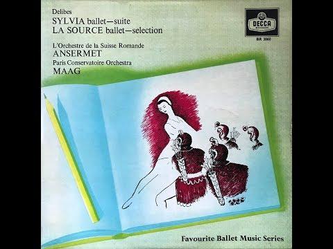 VACKSBOOK_2018  Delibes SYLVIA balIet suite  LA SOURCE ballet selection