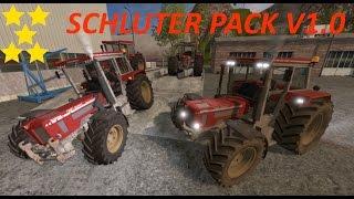"""["""":SCHLUTER PACK"""", """"Mod Vorstellung Farming Simulator Ls17"""", """"Ls17"""", """"Fs17""""]"""