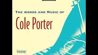 The Words and Music of Cole Porter: #1920s, #30s, 40s (Past Perfect) #Composer