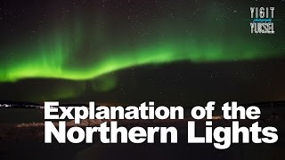 Explanation of the Northern Lights (BBC 2 The Secret Life Of The Sun)