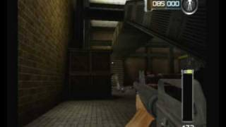 PS2 GREAT SHOOTING GAME DIE HARD VENDETTA