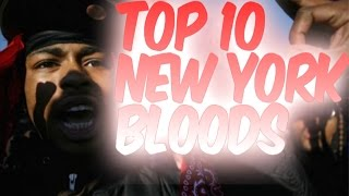 Top 10 New York Blood Rappers
