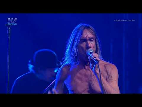 Iggy Pop   Popload Festival   Audio Club, Sao Paulo,  Brazil   2015 10 16 HDTV 1080i