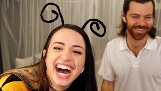 The ASMR Bee Movie Bloopers