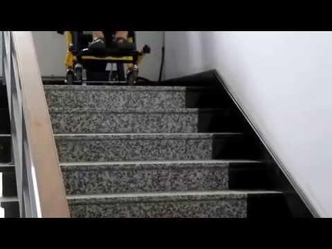 Climbing stairs power wheelchairs