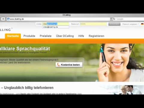 Online-Dating telefonieren