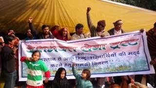 "Deshbhakt Sena Trust Supports ""Pakistani Hindu"""