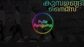Gambar cover Pulle Ranguma Song Only Version   Kumbalangi Nights Songs   Whatsapp status Video
