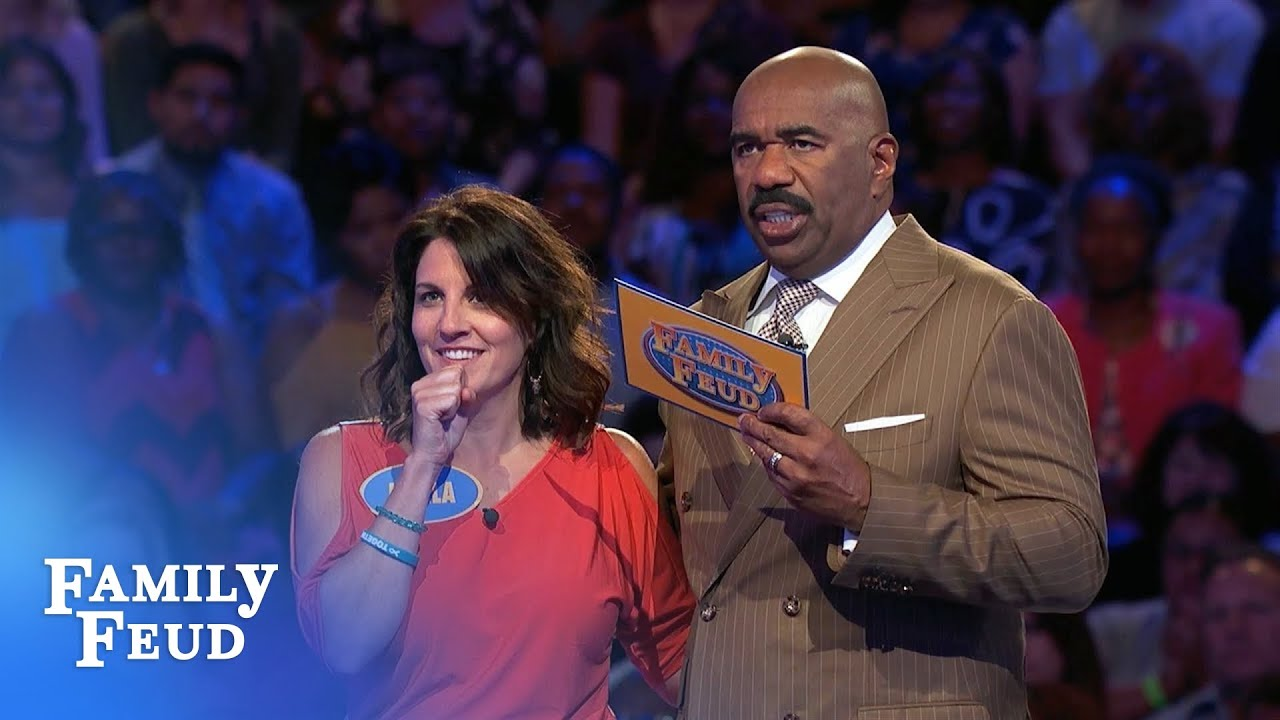 ALL THE #1s! Karla CRUSHES Fast Money! | Family Feud