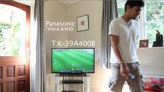 01. Panasonic TX-39A400B Unboxing and Review