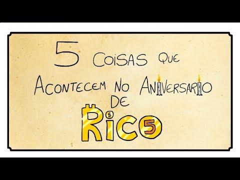 5 COISAS QUE ACONTECEM NO ANIVERSÁRIO DE RICO thumbnail
