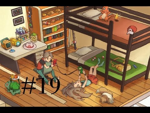 Let's Play Pokemon Fire Red, Ft. the Ladyfriend, Part 19 – Infiltration Shenanigans