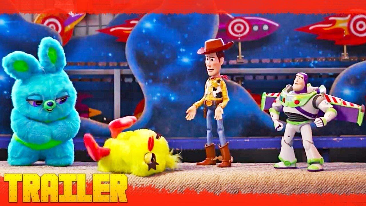 Toy Story 4 (2019) Disney Primer Tráiler Oficial  2 Español Latino ... afa06b80fcc