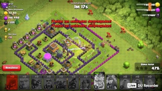 Clash of clans Luis calix; LC