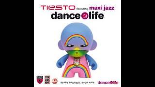 Tiësto & Maxi Jazz - Dance 4 Life (12