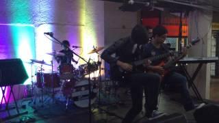 3 Anemic Royalty en concierto matine en El Bunker del Este C.A y Anselmo