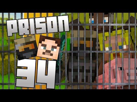 Dansk Minecraft - Prison: MANDIGHEDSPRØVEN!! #34