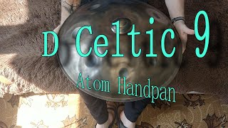 Celtic 9 AtomHandpan (03.04.2020)