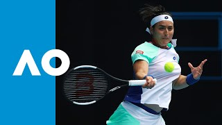 Download Ons Jabeur vs Qiang Wang - Match Highlights (4R) | Australian Open 2020 Mp3 and Videos