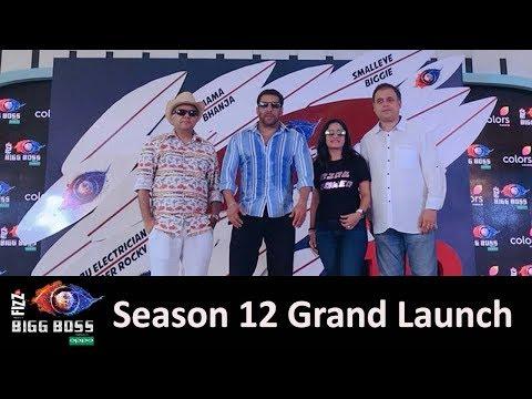 BIGG BOSS 12 GRAND LAUNCH In Goa Full Video HD | Salman Khan
