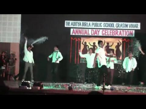 ANNUAL DAY CELEBRATION ABPS Grasim Vihar - YouTube