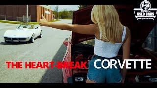 Heart Break Corvette - Rabbit's Used Cars