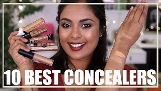 TOP 10 CONCEALERS FOR INDIAN SKIN