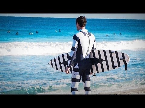 A shark-deterrent wetsuit (and it's not what you think) | Hamish Jolly
