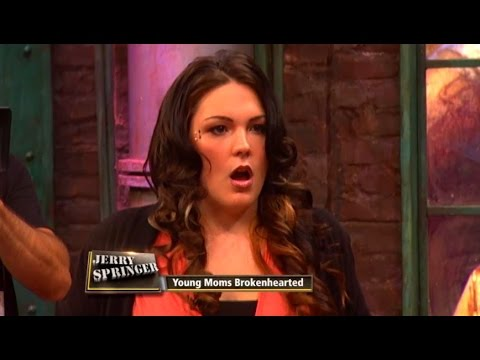 I Cheated And I'm Leaving You Shocker (The Jerry Springer Show)