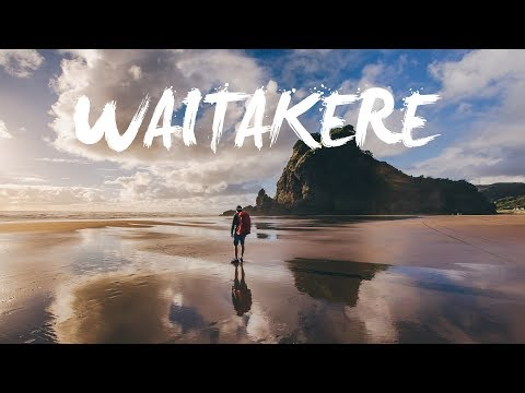 New Zealand Waitakere Ranges Regional Park