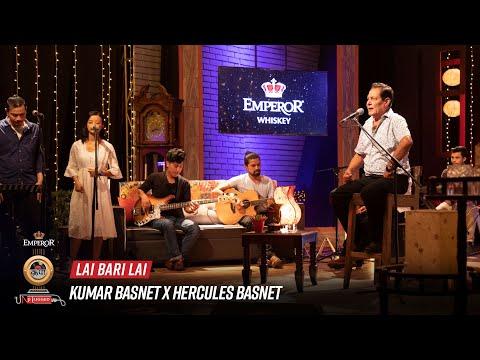 Lai Bari Lai - Kumar Basnet X Hercules Basnet | Emperor Kripa Unplugged | Season 3