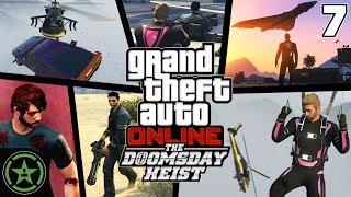 Let's Play - GTA V - The Doomsday Scenario: Prep - Doomsday Heist (#7)