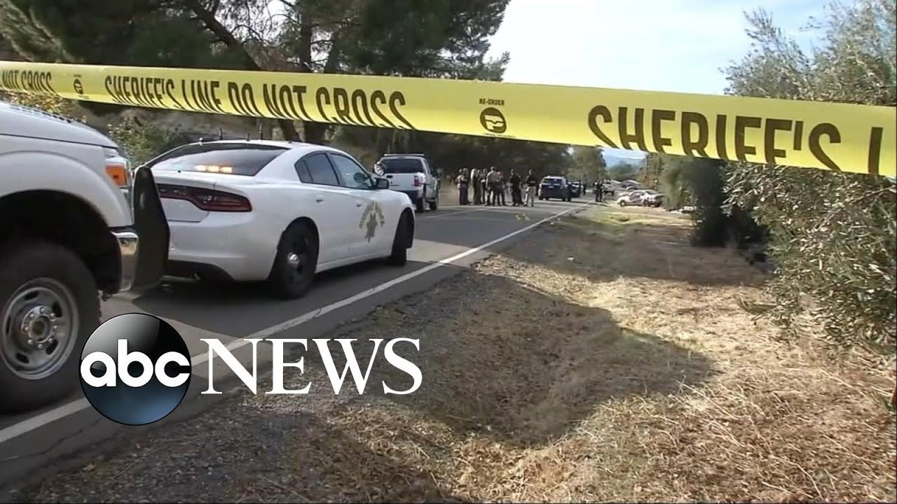 Gunman identified in Northern California deadly rampage