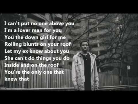 Roy Woods - LOVE YOU lyrics