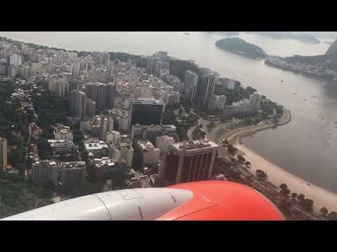 CGH - SDU - Gol voo 1010