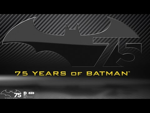 Official 75 Years of Batman (by Blirt LLC) Launch Trailer (iOS / Android)