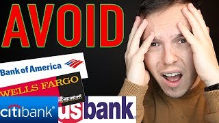I FOUND THE 5 WORST BANK ACCOUNTS EVER