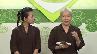 """Chương trình dạy nấu món chay """"Chà bông nấm"""" Hướng dẫn: Nguyễn Dzoã..."""