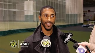 Corey Ashe on His New Club