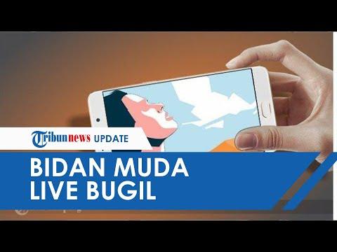 Video Siaran Bugilnya Rame Di Media Sosial, Bidan Di Lahat, Sumatera Selatan Diperiksa Polisi