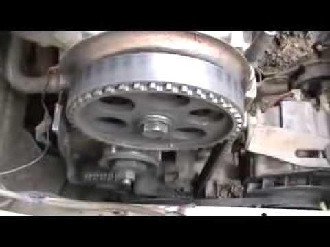 инструкция установки ремня грм ситроен ах